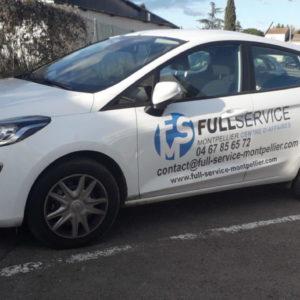Nouvelle Voiture Full Service Montpellier